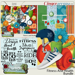 Fitness And Health Bundle