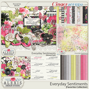 Everyday Sentiments - Favorites Collection
