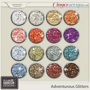 Adventurous Glitters by Aimee Harrison