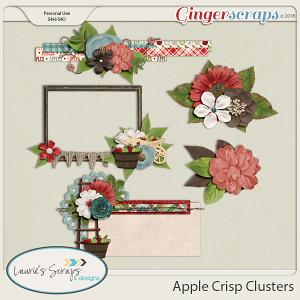 Apple Crisp Clusters