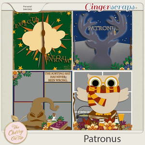 The Cherry On Top:  Patronus Templates