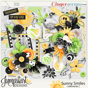 Sunny Smiles {Elements} by Jumpstart Designs