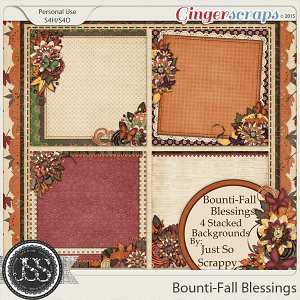 Bounti-Fall Blessings Stacked Backgrounds
