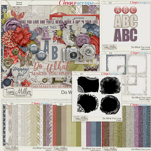 Do What You Love Bundle by Tami Miller Designs