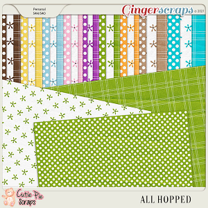 All Hopped Pattern Papers