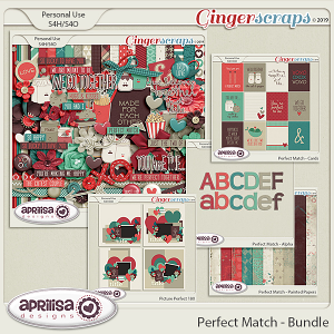 Perfect Match - Bundle by Aprilisa Designs