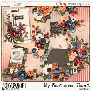 My Weathered Heart {Clusters}