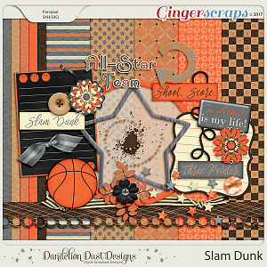 Slam Dunk By Dandelion Dust Designs