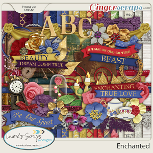 Enchanted Page Kit