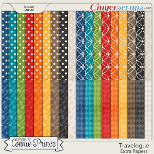 Travelogue - Extra Papers