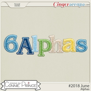 #2018 June - Alpha Pack AddOn by Connie Prince