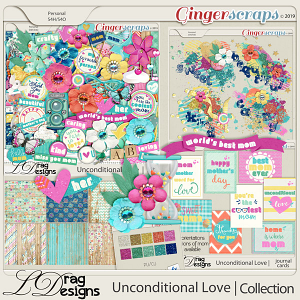 Unconditional Love: The Collection by LDragDesigns