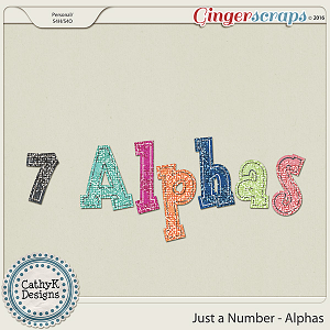 Just a Number - Alphas