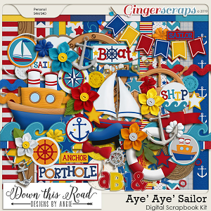 Aye' Aye' Sailor