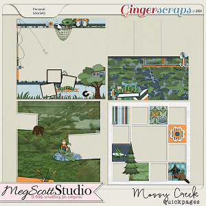 Mossy Creek Quickpages