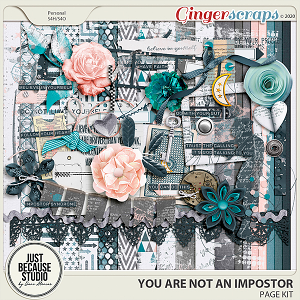 You Are Not An Impostor by JB Studio