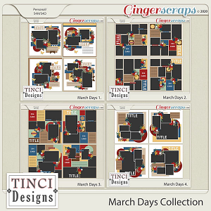 March Days Collection