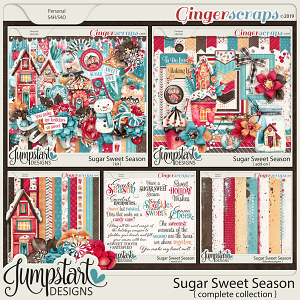 Sugar Sweet Season {Complete Collection} by Jumpstart Designs