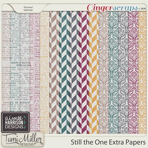 Still the One Extra Papers by Aimee Harrison and Tami Miller