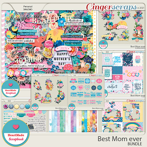 Best Mom ever - bundle