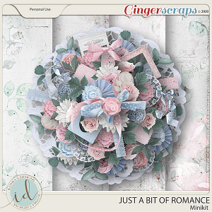 Just A Bit Of Romance by Ilonka's Designs