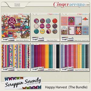 Happy Harvest {The Bundle}