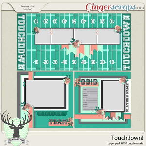 Sports: Touchdown