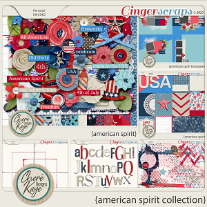 American Spirit Collection by Chere Kaye Designs