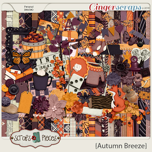 Autumn Breeze Bundle by Scraps N Pieces