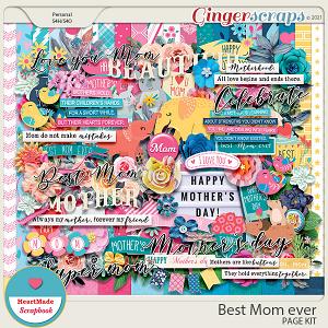 Best Mom ever - kit