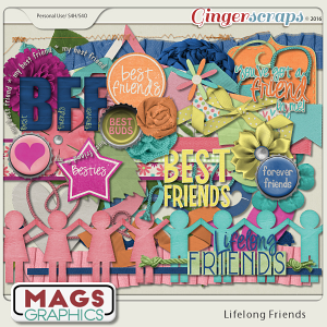 Lifelong Friends ELEMENT Pack