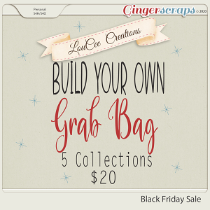 Build Your Own Collection Grab Bag