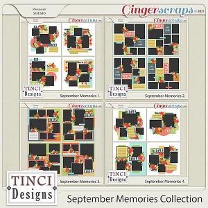 September Memories Collection
