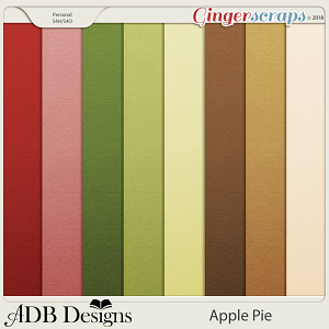 Apple Pie Ombre Solids by ADB Designs