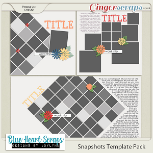 Snapshots Template Pack