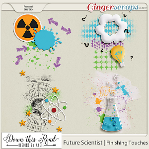 Future Scientist | Finishing Touches