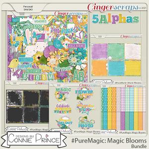 PureMagic: Magic Blooms - Bundle by Connie Prince