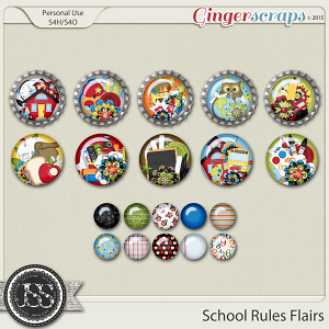 School Rules Flairs