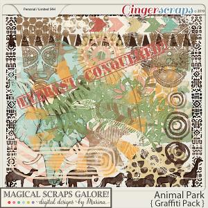 Animal Park (graffiti)