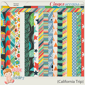 California Trip-Papers