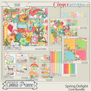 Spring Delight - Bundle