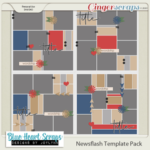 Newsflash Template Pack