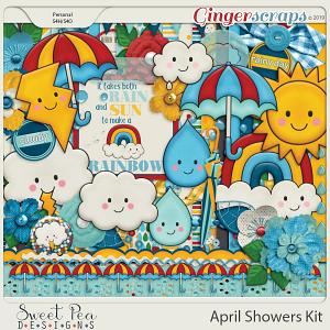 April Showers Kit