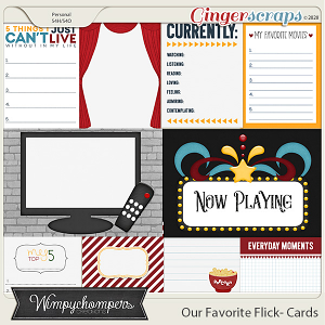 Our Favorite Flick Cards