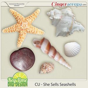CU She Sells Seashells