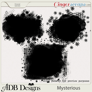Mysterious Masks by ADB Designs