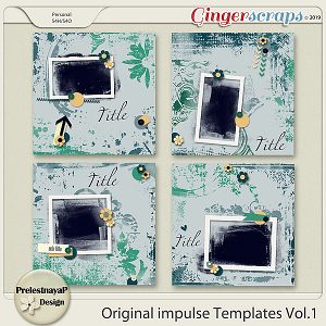 Original impulse Templates Vol.1