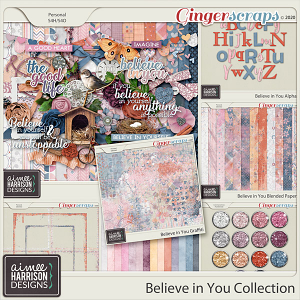 Believe in You Collection by Aimee Harrison