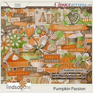 Pumpkin Passion by Lindsay Jane