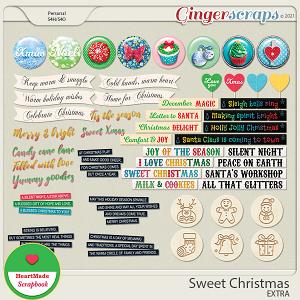 Sweet Christmas - extra
